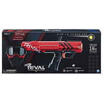 Nerf Rival Apollo XV-700 and Face Mask - Red