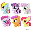 My Little Pony Fashems (Styles Vary)