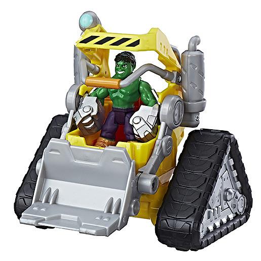 Playskool Heroes Marvel Super Hero Adventures Hulk Power