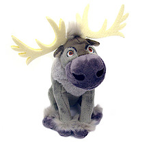 Disney Frozen - 20cm Talking Sven Soft Toy
