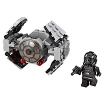 Lego Star Wars Microfighters TIE Advanced Prototype  - 75128