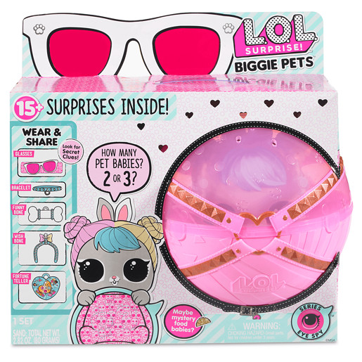 L.O.L Surprise! Biggie Pets - Bunny
