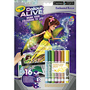 Crayola Colour Alive Enchanted Forest
