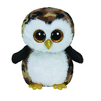 Ty Beanie Boo Buddy - Owliver the Owl Soft Toy