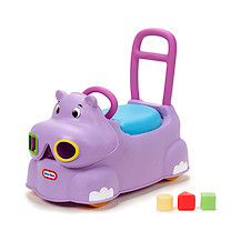 Little Tikes Scoot Around Hippo Ride-On