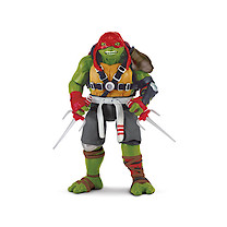 Teenage Mutant Ninja Turtles Movie 2 Super Deluxe Figure - Raphael