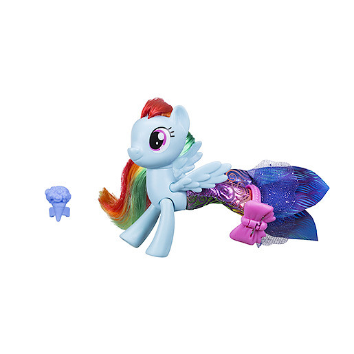 My Little Pony: The Movie Rainbow Dash Land & Sea Fashion Styles