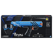 Nerf Rival Apollo XV-700 and Face Mask - Blue