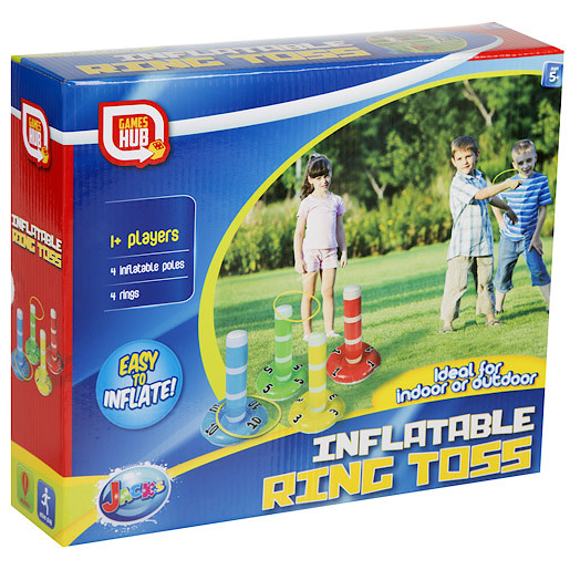 Jacks Ring Toss Inflatable Garden Game