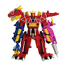 Power Rangers Dino Charge Deluxe Megazord Figure