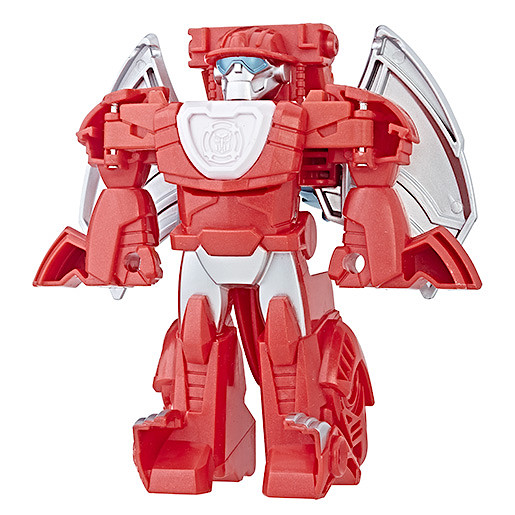 Playskool Transformers Rescue Bots 13cm Figure - Heatwave the Fire-Bot
