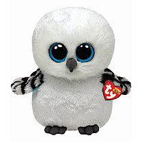 Ty Beanie Boos Buddy - Spells the Owl Soft Toy