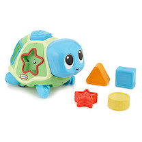 Little Tikes Ocean Explorers Crawl 'n Pop! Turtle