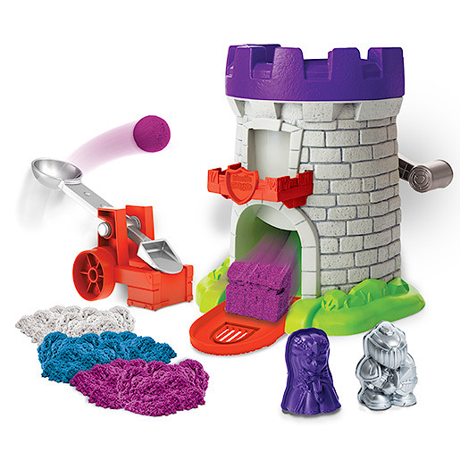 Kinetic Sand Magic Moulding Tower