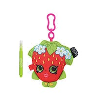 Inkoos Shopkins Colour n' Collect Strawberry Kiss