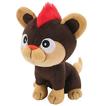 Pokemon XY 23cm  Soft Toy - Litleo
