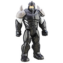 Marvel Ultimate Spider-Man Sinister 6 Titan Hero Rhino Figure with Gear