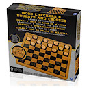 Wooden Games 3 Pack