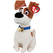 Ty The Secret Life of Pets Beanie  Buddy Soft Toy - Max