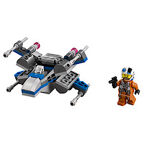 Lego Star Wars Microfighters Resistance X-Wing Fighter - 75125