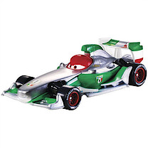 Disney Cars Metallic Finish Series - Francesco Bernoulli Vehicle