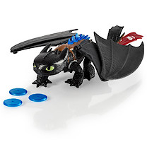 Dreamworks Dragons Blast and Roar Toothless