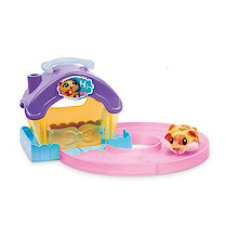 Hamsters in a House Small Playset - Sunny