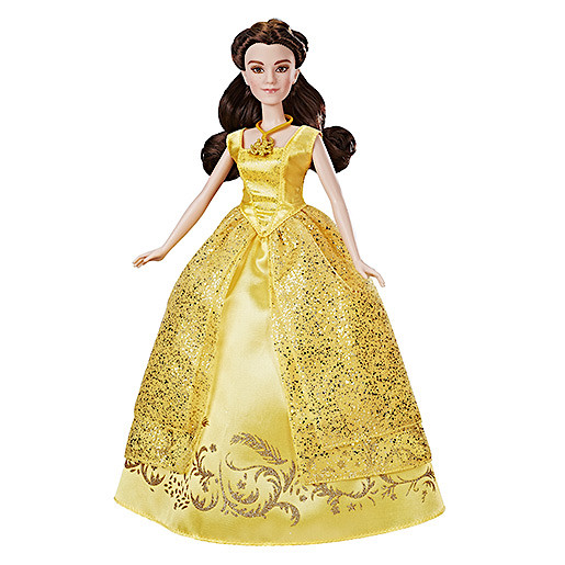 Disney Beauty and the Beast Enchanting Melodies Belle