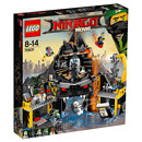 LEGO The Ninjago Movie Garmadon's Volcano Lair - 70631