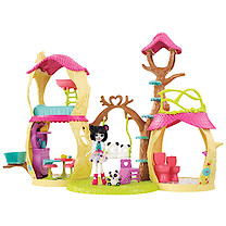Enchantimals Playhouse Panda Set