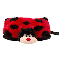 Snuggle Buddies Spot the Ladybird Cushion