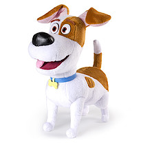 The Secret Life of Pets Deluxe Talking Soft Toy - Max