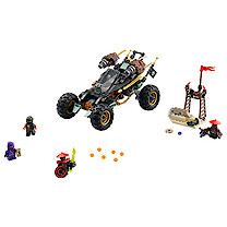 LEGO Ninjago Rock Roader - 70589