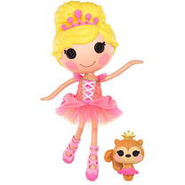 Lalaloopsy 33cm Allegra Leaps 'N' Bounds Doll
