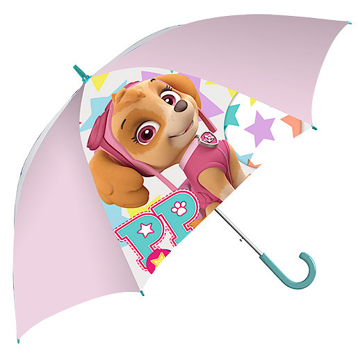 Paw Patrol Pink Umbrella