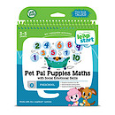 LeapFrog Leapstart Level 2 Activity Book - Pet Pal Puppies Maths