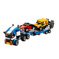 Lego Creator 3-in-1 Vehicle Transporter - 31033