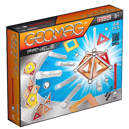 Geomag Panels Magnetic Construction Set - 44 Pieces