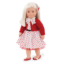 Our Generation Retro 46 cm Doll-Rose