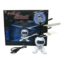 Braha- i-Fly Infrared Control Robot