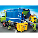 Playmobil - City Action Recycling Truck 6110