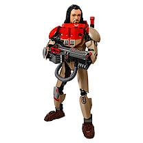 LEGO Star Wars Buildable Baze Malbus Figure - 75525