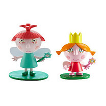Ben and Holly's Little Kingdom - Twin Figure Pack Poppy and Strawberry