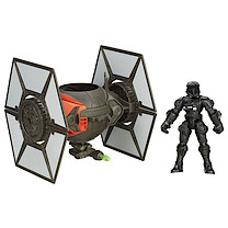 Star Wars Hero Mashers Tie Fighter Pilot & TIE Fighter Vehicle