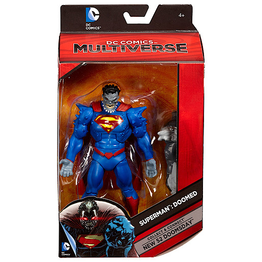 DC Comics Muliverse - Superman: Doomed