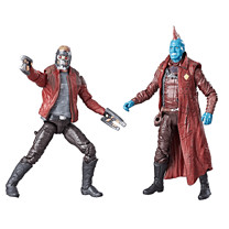 Marvel Guardians OF The Galaxy Legends Series - Yondu and Star-Lord Action Figures