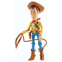 Toy Story Wrangler Woody Figure