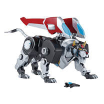 Voltron Combinable Black Lion Super Deluxe Figure