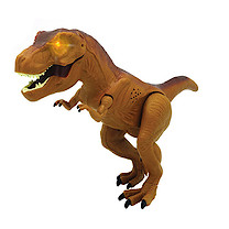 Mighty Megasaur Battery Operated Brown T-Rex