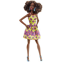 Barbie Fashionistas Doll - Fancy Flowers
